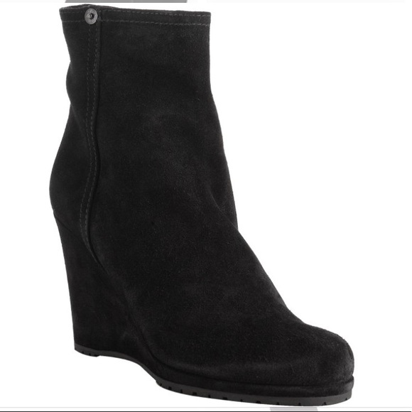 Prada Sport Wedge Ankle Boots for sale the cheapest geniue stockist online xZpuiN